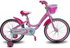 "Велосипед CROSSRIDE Vogue and Classic BMX 20"" Розовый (809)"
