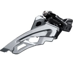 Перемикач передній Shimano DEORE FD-M6000-L 3X10, LOW CLAMP, SIDE SWING, FRONT-PULL хомут