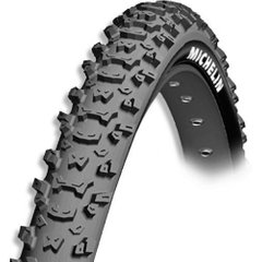 Покришка Michelin COUNTRY MUD 26x2,0, 30TPI чорний, 590g